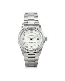Roger Mini Stainless Steel Women's Watch - Forzieri