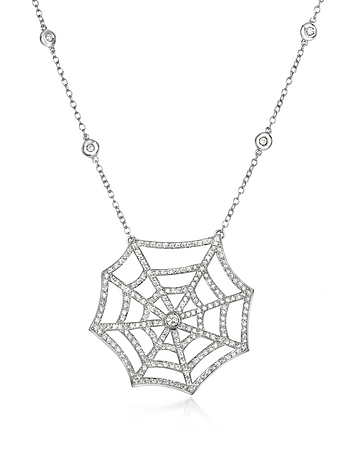 Incanto Royale - 1.89 ctw Diamond 18K Gold Necklace