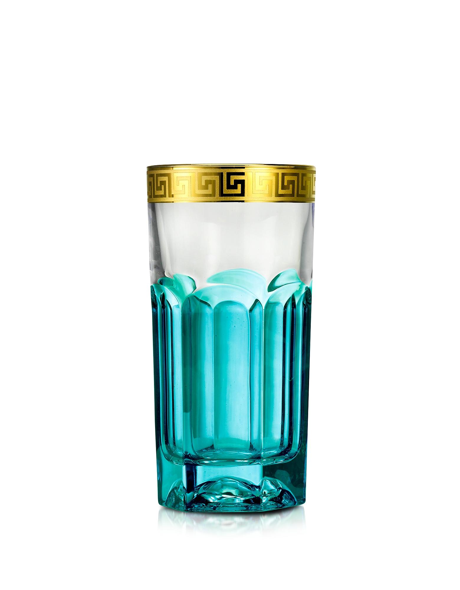 Forzieri Designer Kitchen  Dining Zecchin Set of 6 Juice Glasses