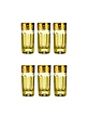 Zecchin Set of 6 Shot Glasses - Forzieri