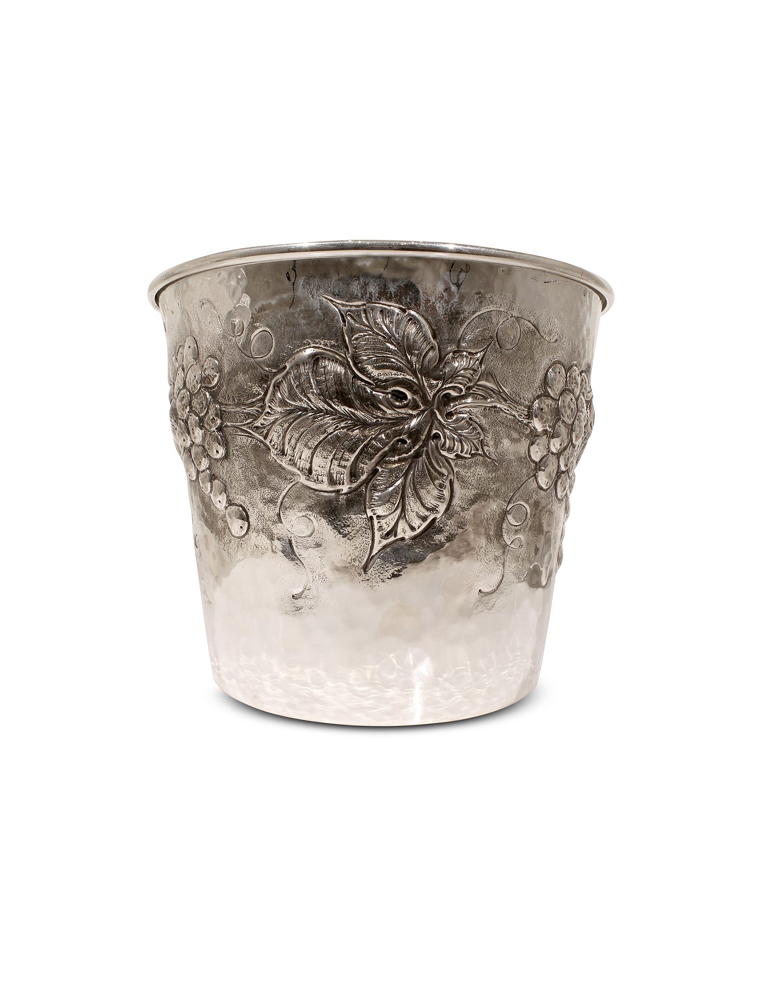 Silver Plated Brass Champagne Bucket