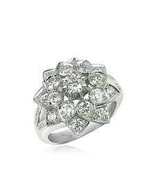1.44 ctw Diamond 18K Gold Ring - Incanto Royale