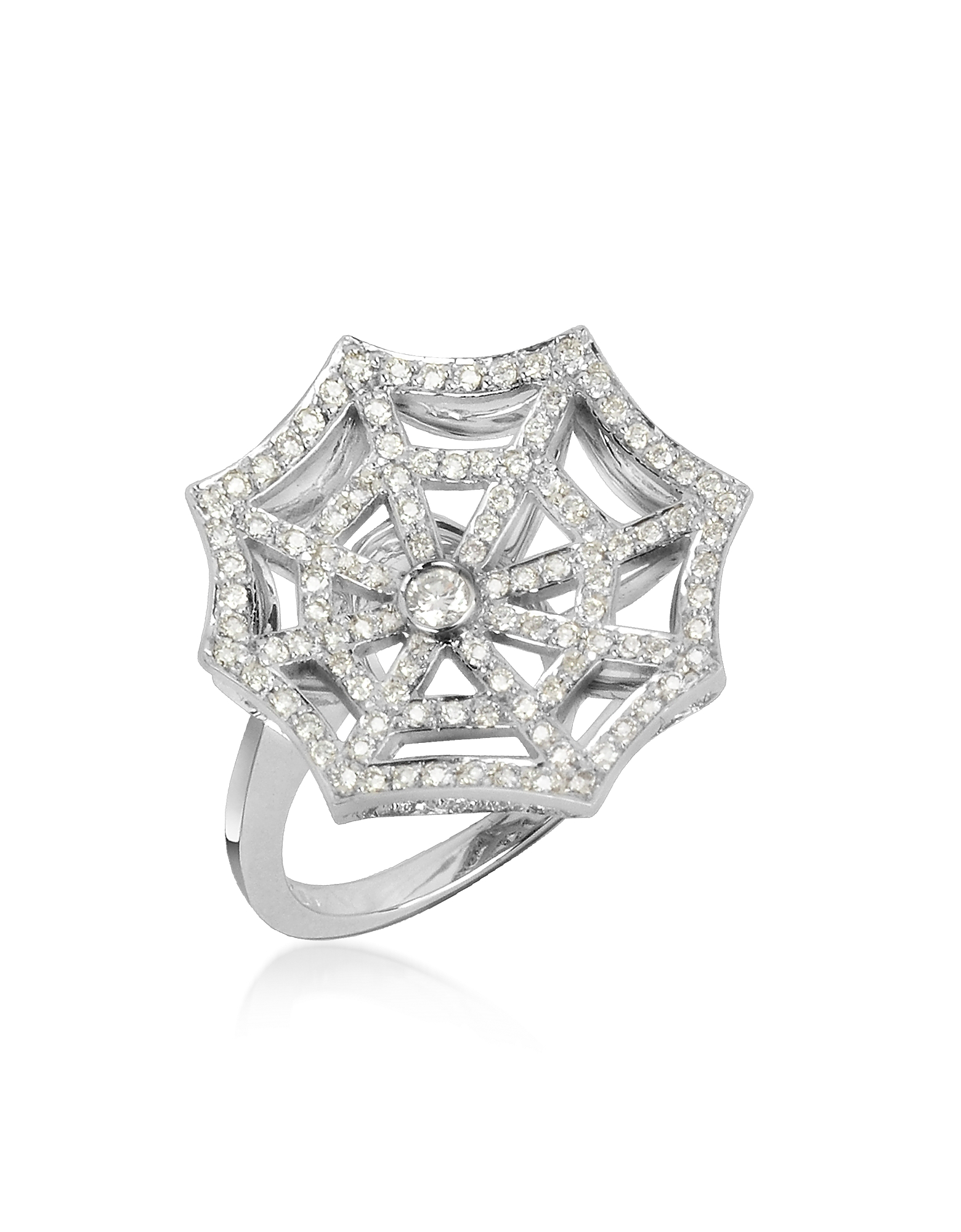 Incanto Royale Rings, 0.73 ctw Diamond 18K Gold Ring