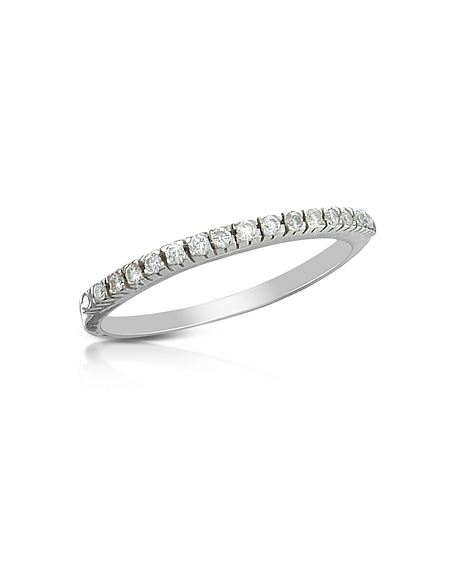 Forzieri Princess - Bague avec diamants 0.115 Ct