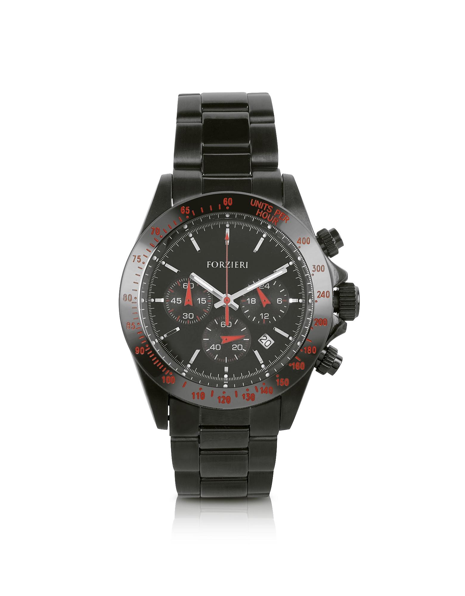 Murdock - Черные Часы Хронограф