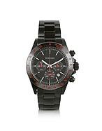 Lux-ID 208523 Murdock - Black Chrono Watch