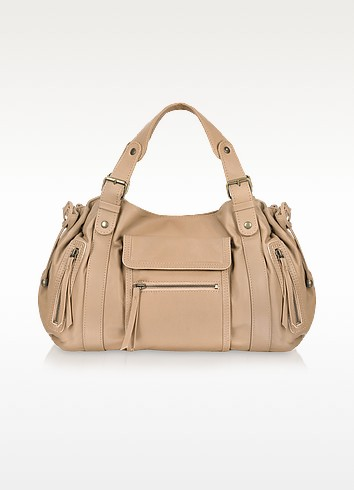 St. Germain 24-Hour Zip Satchel - Gerard Darel