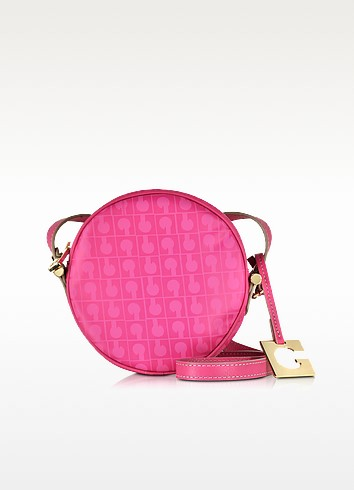 Lupita Small Round Crossbody Bag - Gherardini