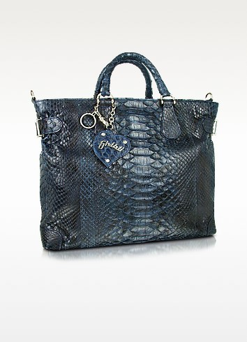 Python Tote Bag w/Shoulder Strap - Ghibli