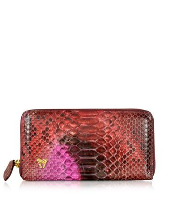 Lux-ID 283160 Python Continental Wallet