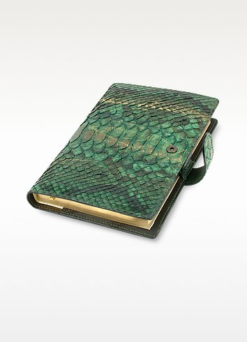 Green and Gold Python Daily Planner Agenda - Ghibli