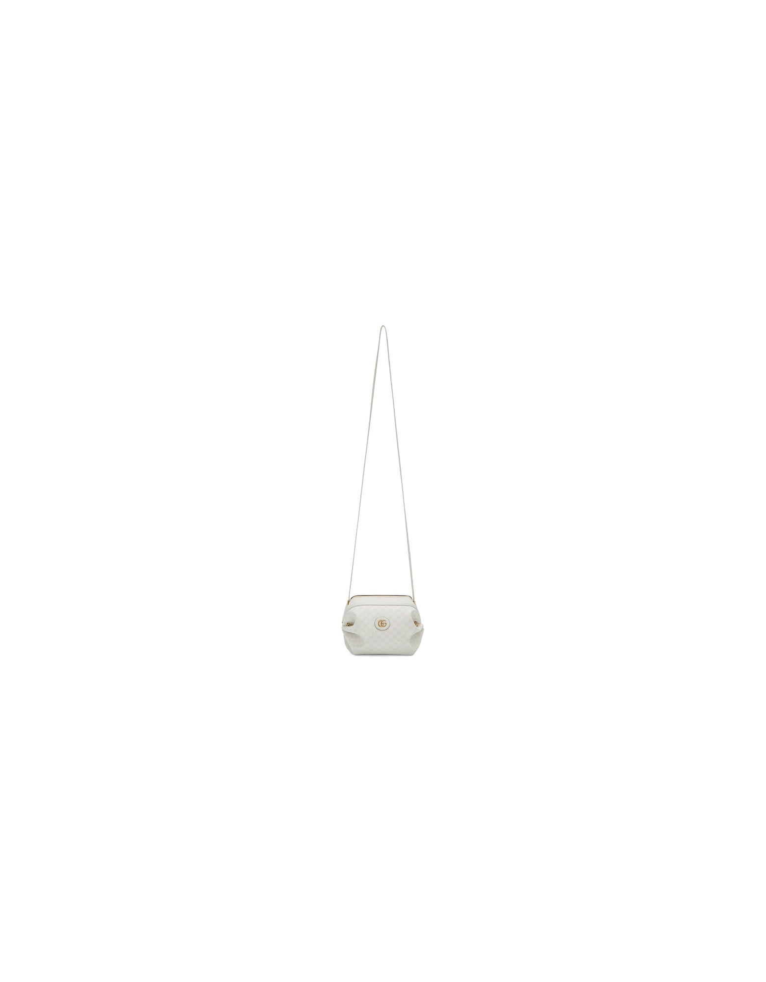 Gucci Designer Handbags, White Mini New Candy Crossbody Bag