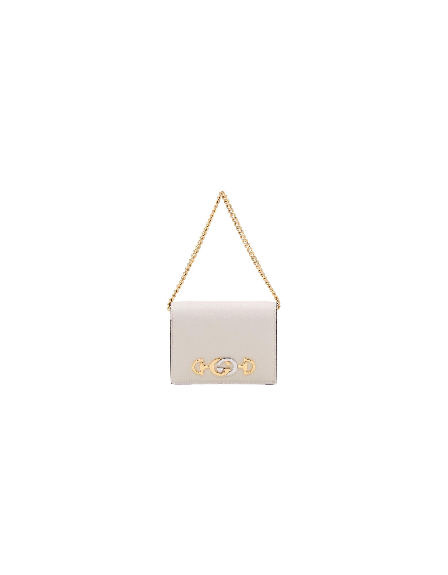Gucci Designer Handbags, Off-White Zumi Card Case Bag