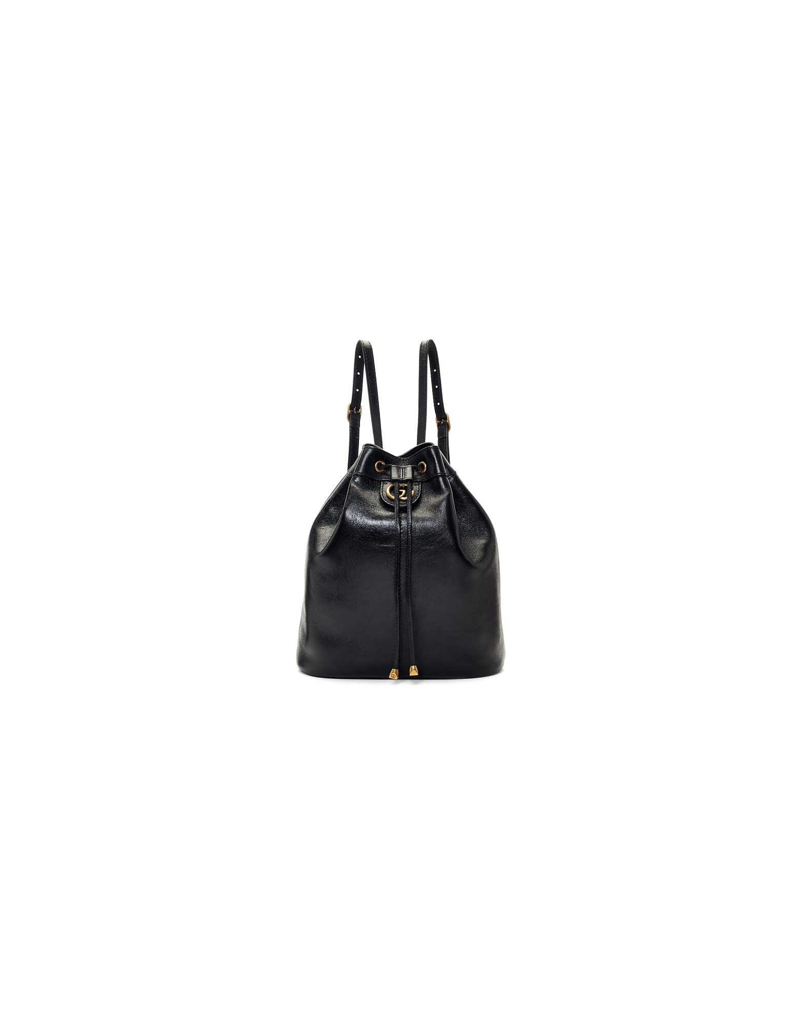 Gucci Designer Handbags, Black Rebelle Bag