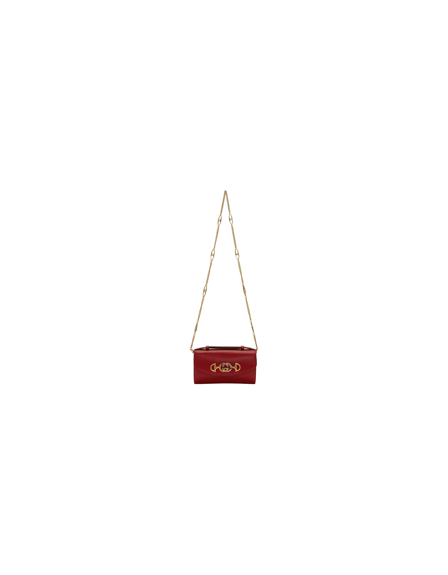 Gucci Designer Handbags, Red Mini Zumi Bag