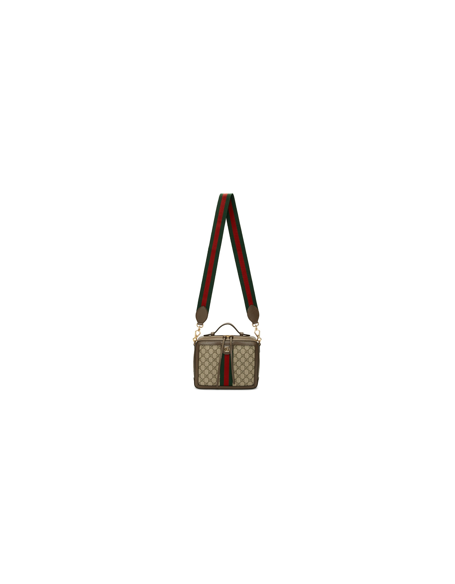 Gucci Designer Handbags, Beige Small GG Ophidia Shoulder Bag