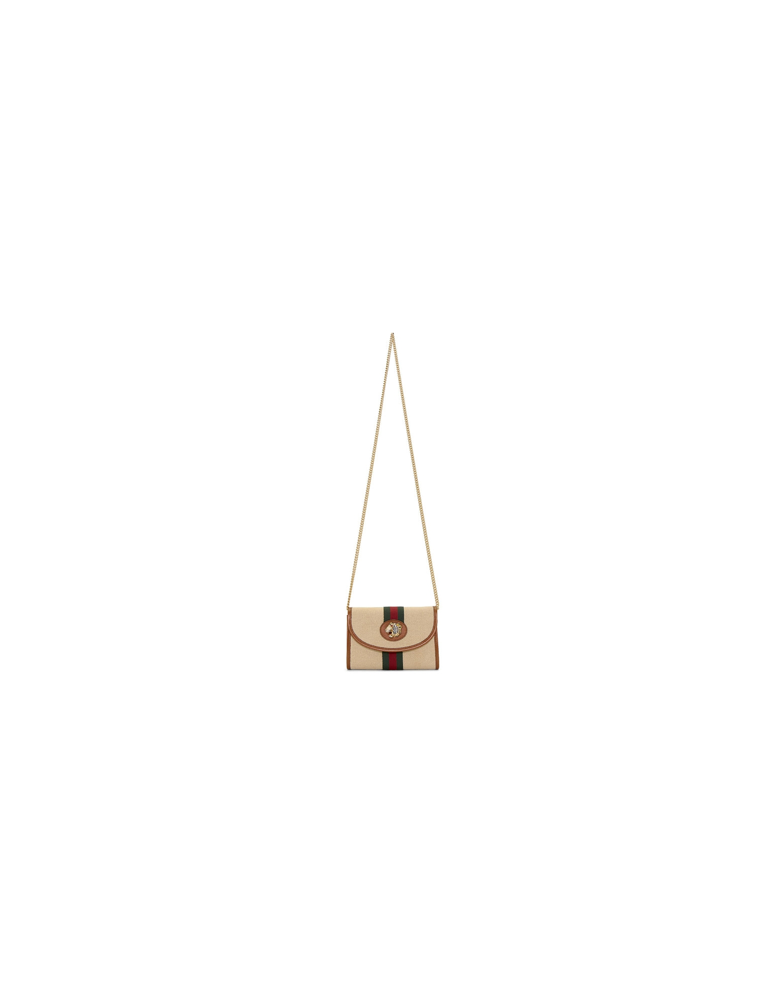 Gucci Designer Handbags, Beige Mini Rajah Bag