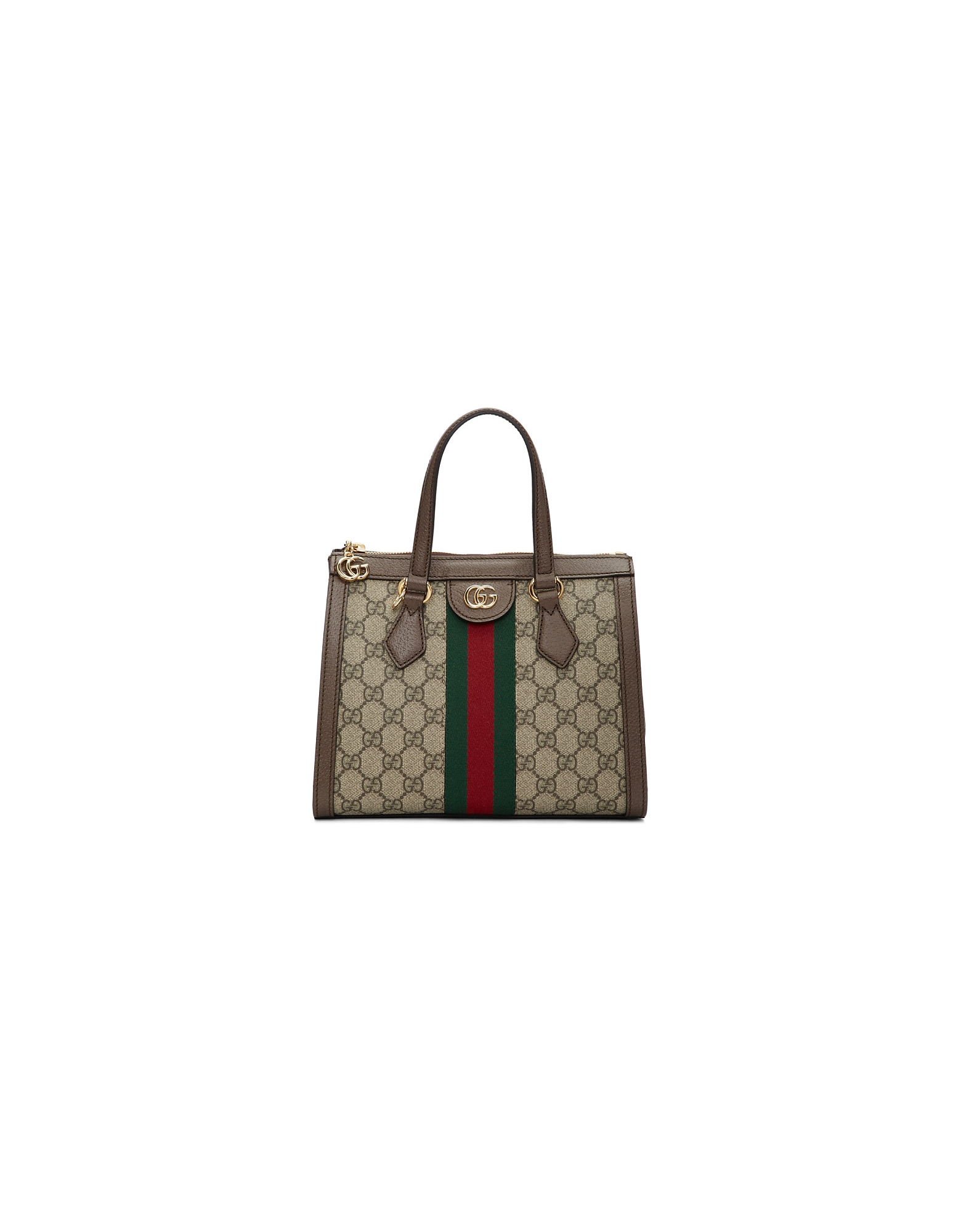 Gucci Designer Handbags, Beige Small GG Ophidia Bag
