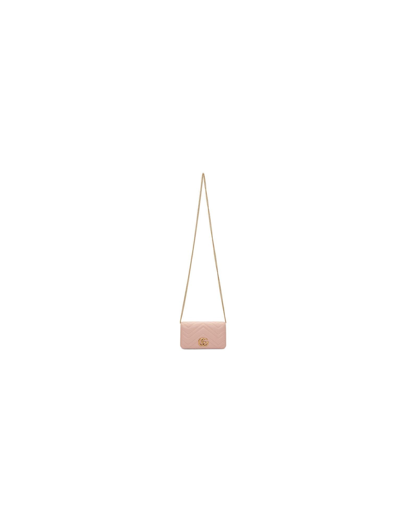 Gucci Designer Handbags, Pink Marmont 2.0 Bag