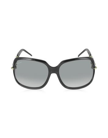 Lux-ID 210532 GG 3584 N/S REWVK Oversize Square Frame Women's Sunglasses