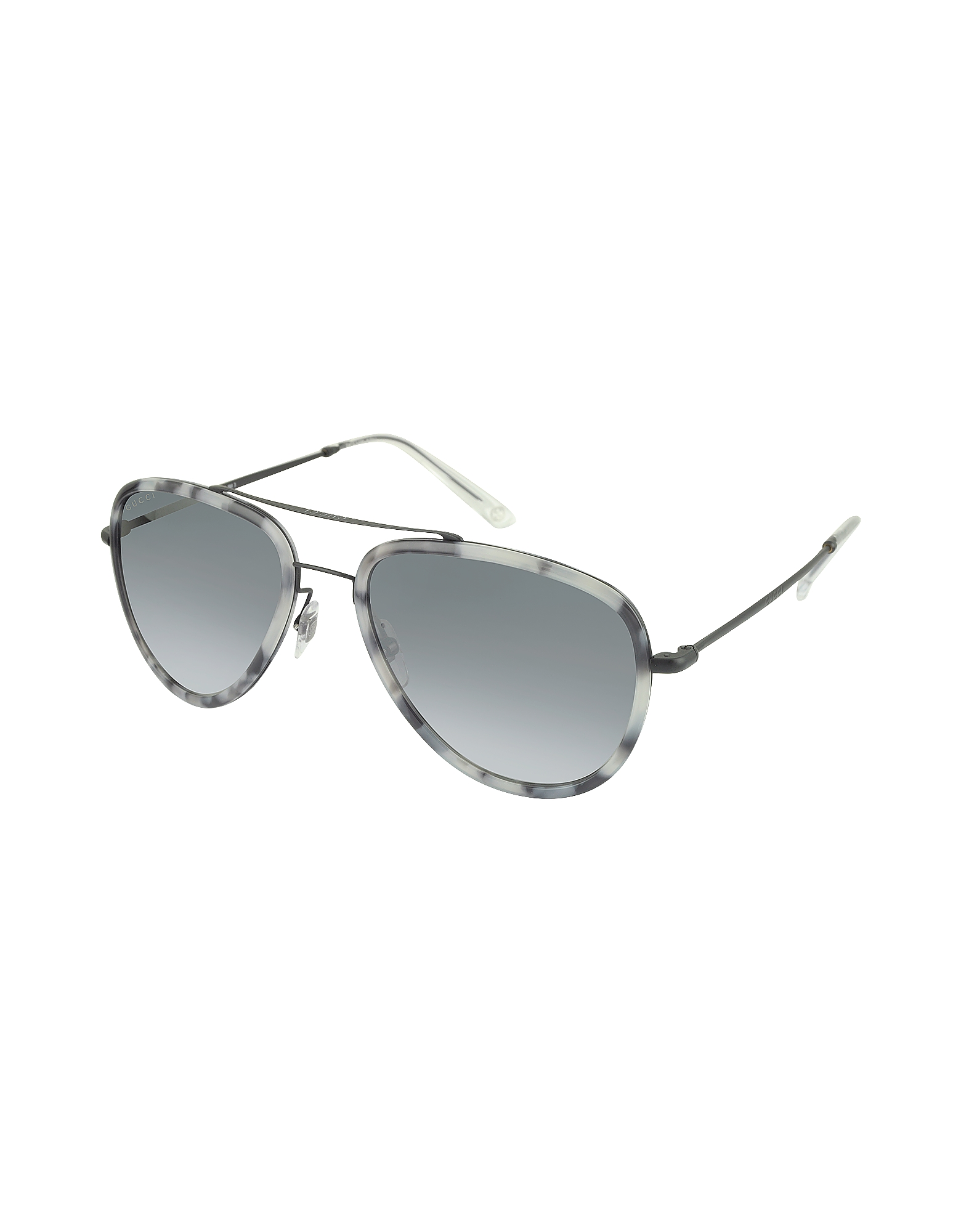 GG 2245/N/S Ultra-Light Acetate Aviator Men Sunglasses от Forzieri.com INT