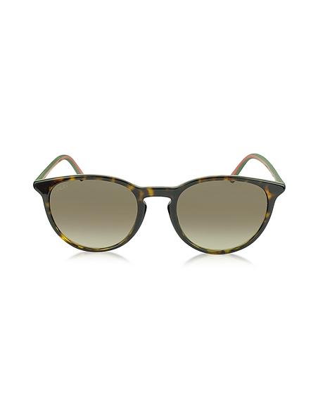 Foto Gucci GG 1102/S Occhiali da Sole in Acetato con Aste Web