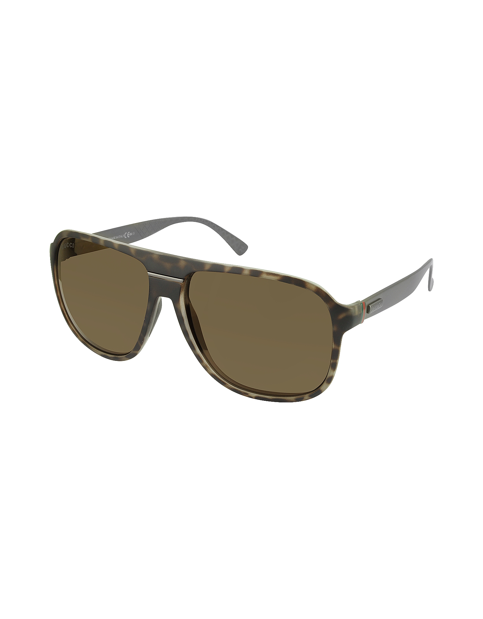 GG 1076/S Aviator Aluminum and Injected Sunglasses от Forzieri.com INT
