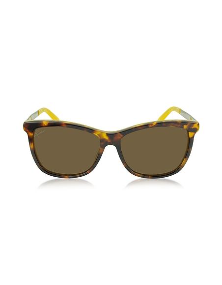 Foto Gucci GG 3675 Occhiali da Sole Donna in Acetato e Metallo