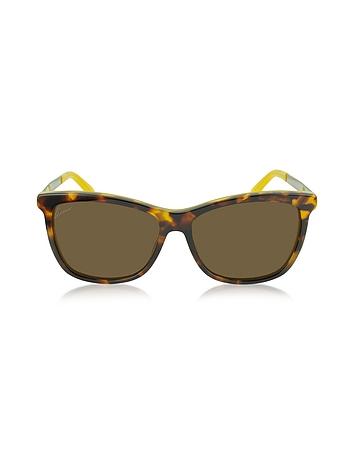 Gucci GG 3675 - Lunettes de Soleil en Acétate et Métal