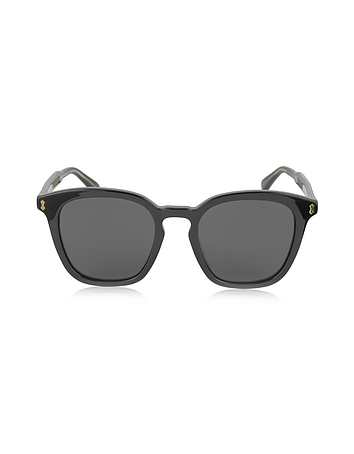 Gucci - GG0125S Acetate Square Men's Sunglasses