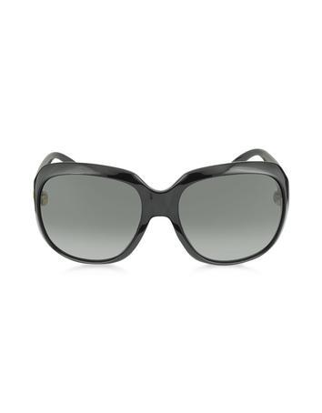 GG 3616/S D28EU Black Signature Acetate Women's Sunglasses