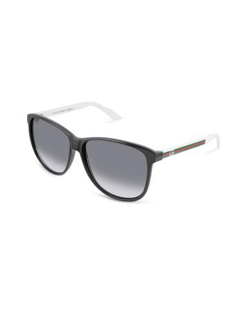 Gucci Women's Web Logo Sunglasses