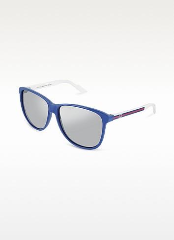 Women's Web Logo Sunglasses - Gucci