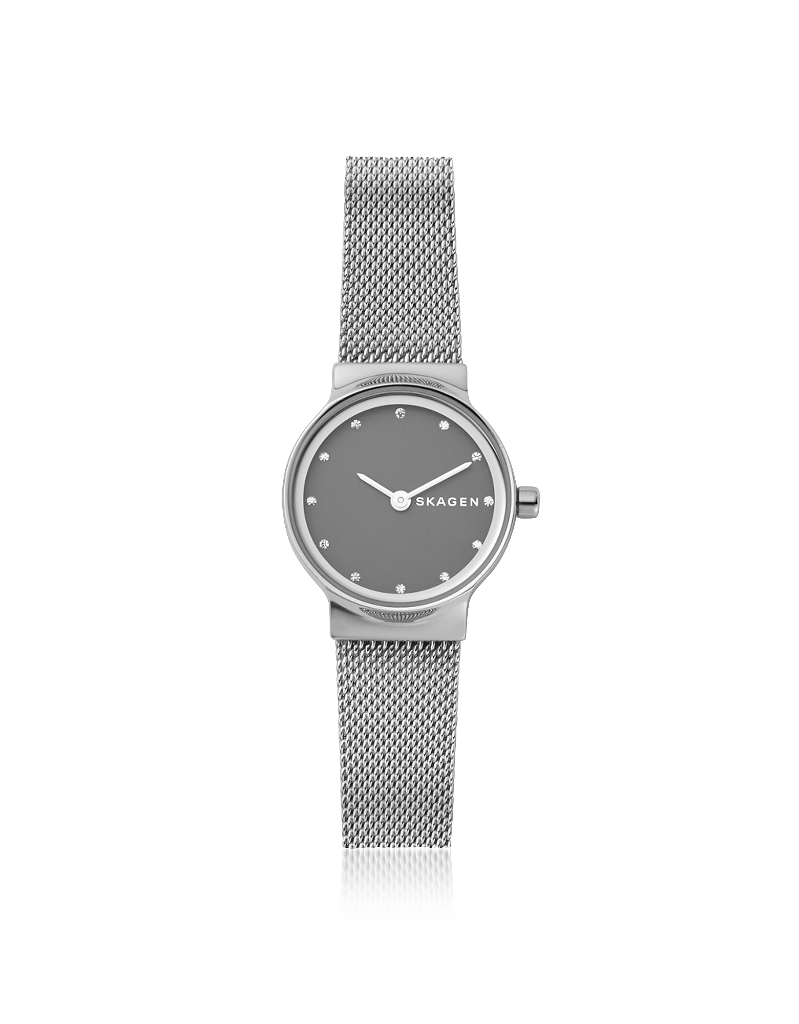 Freja Steel-Mesh Women's Watch