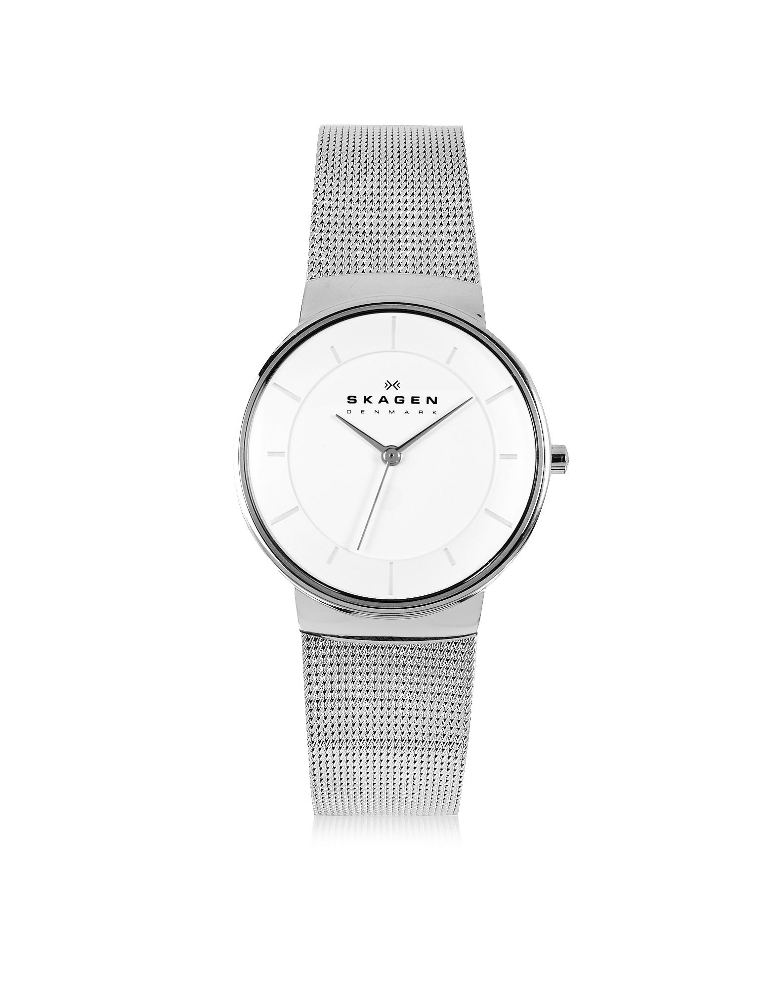 Skagen Women's Watches, Nicoline Stainless Steel Mesh Women's Watch