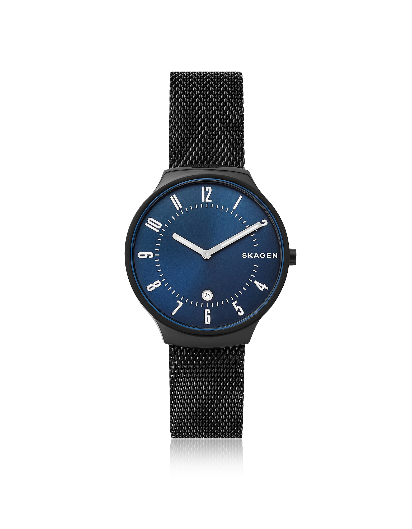 Тонкие Мужские Часы SKW6461 Grenen