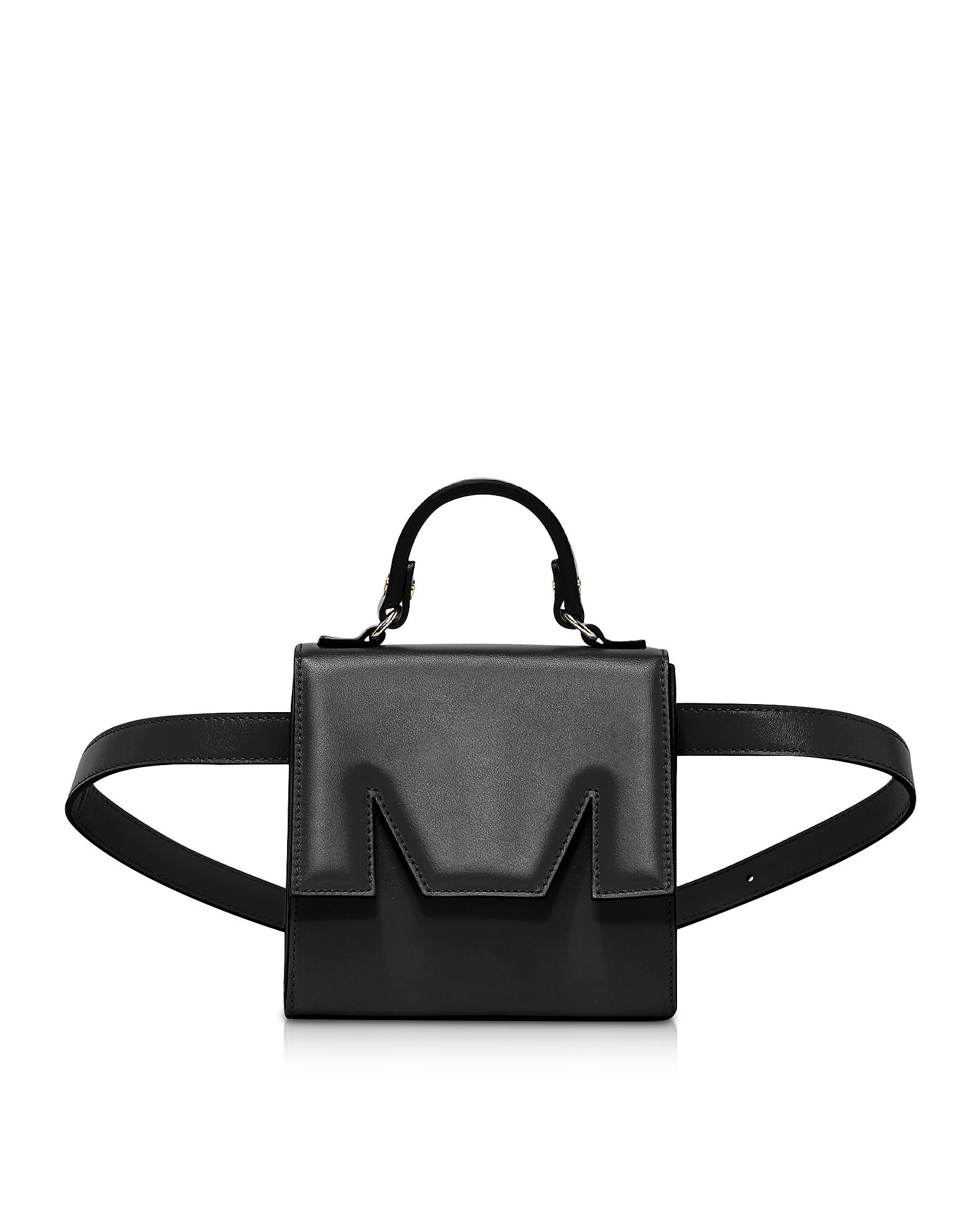 MSGM Designer Handbags, MSGM Bum Belt Bag