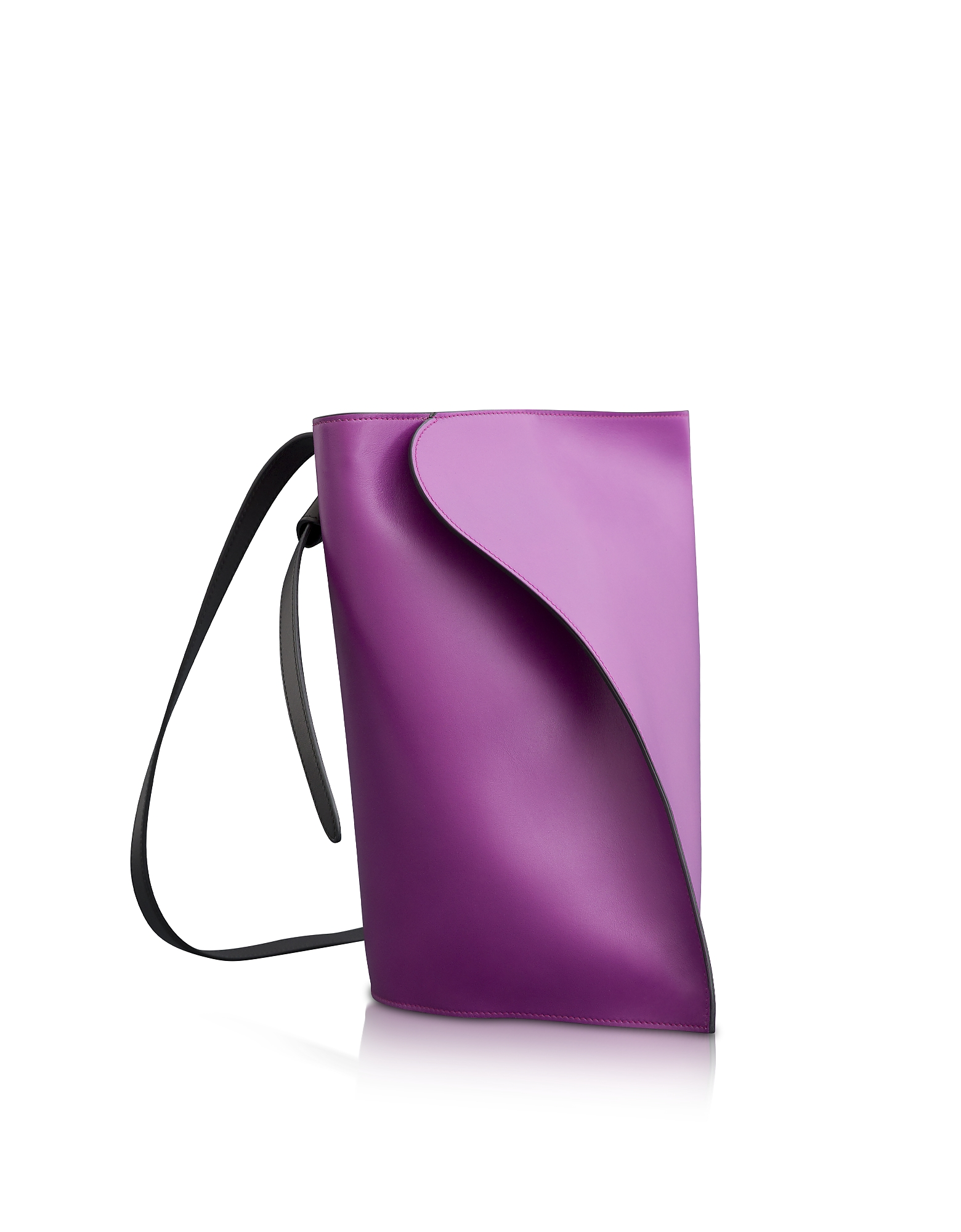 Layla Orchidea-Egret Shoulder Bag