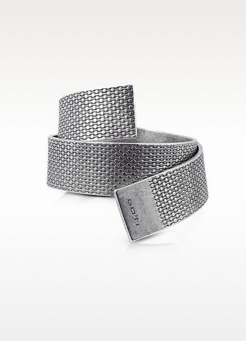 Long Textured Double Bracelet/Choker - Goti