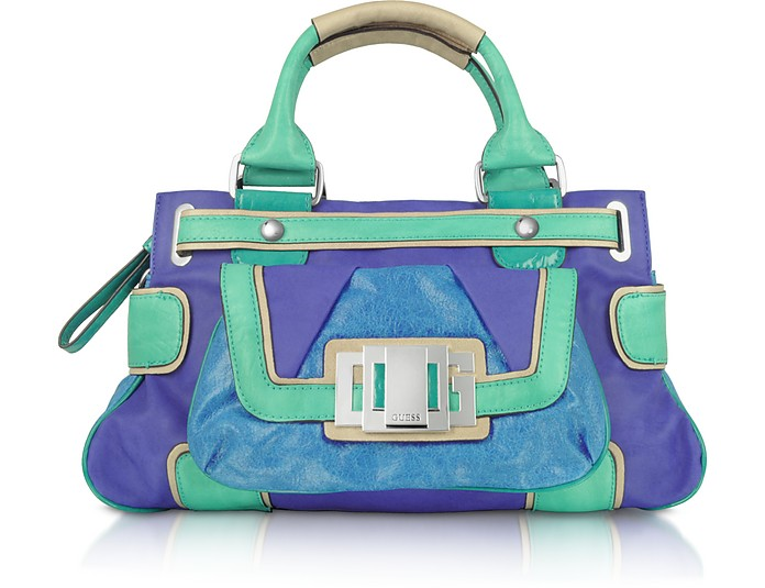 Sinful - Sac besace multicolore signé  - Guess