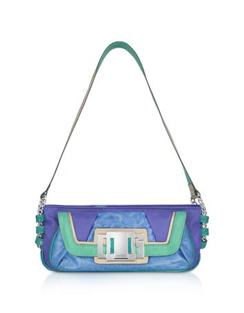 Guess Sinful - Multi-Color Logo Top Zip Bag