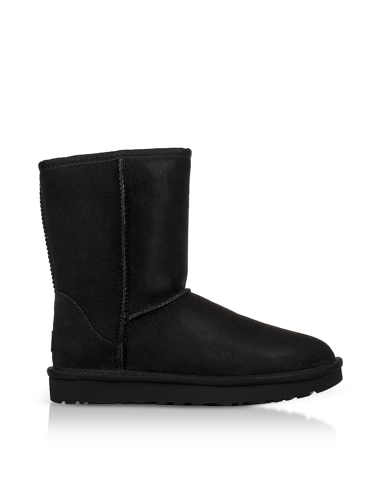 UGG Shoes, Black Classic Short II Boots