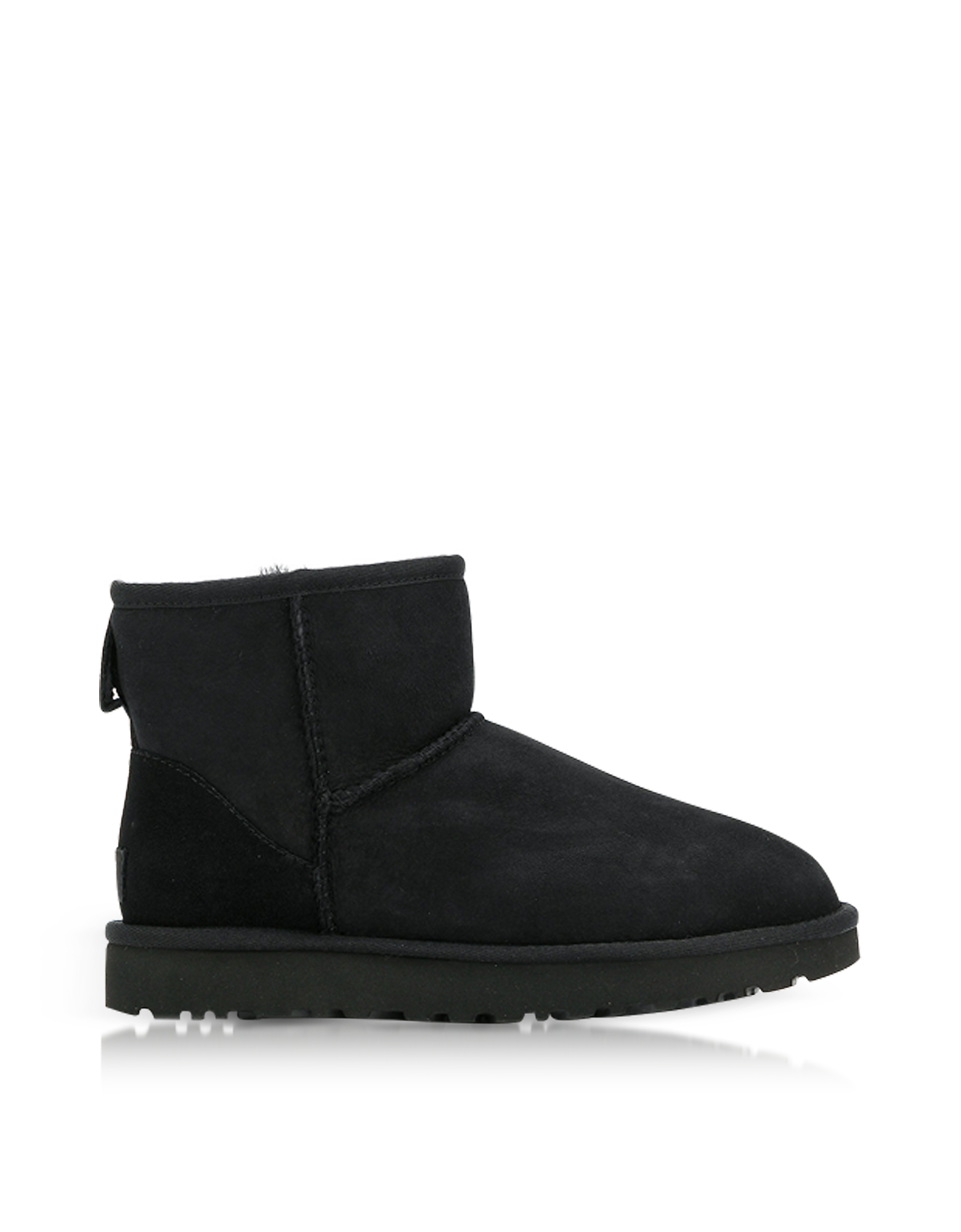 UGG Designer Shoes, Black Classic Mini II Boots