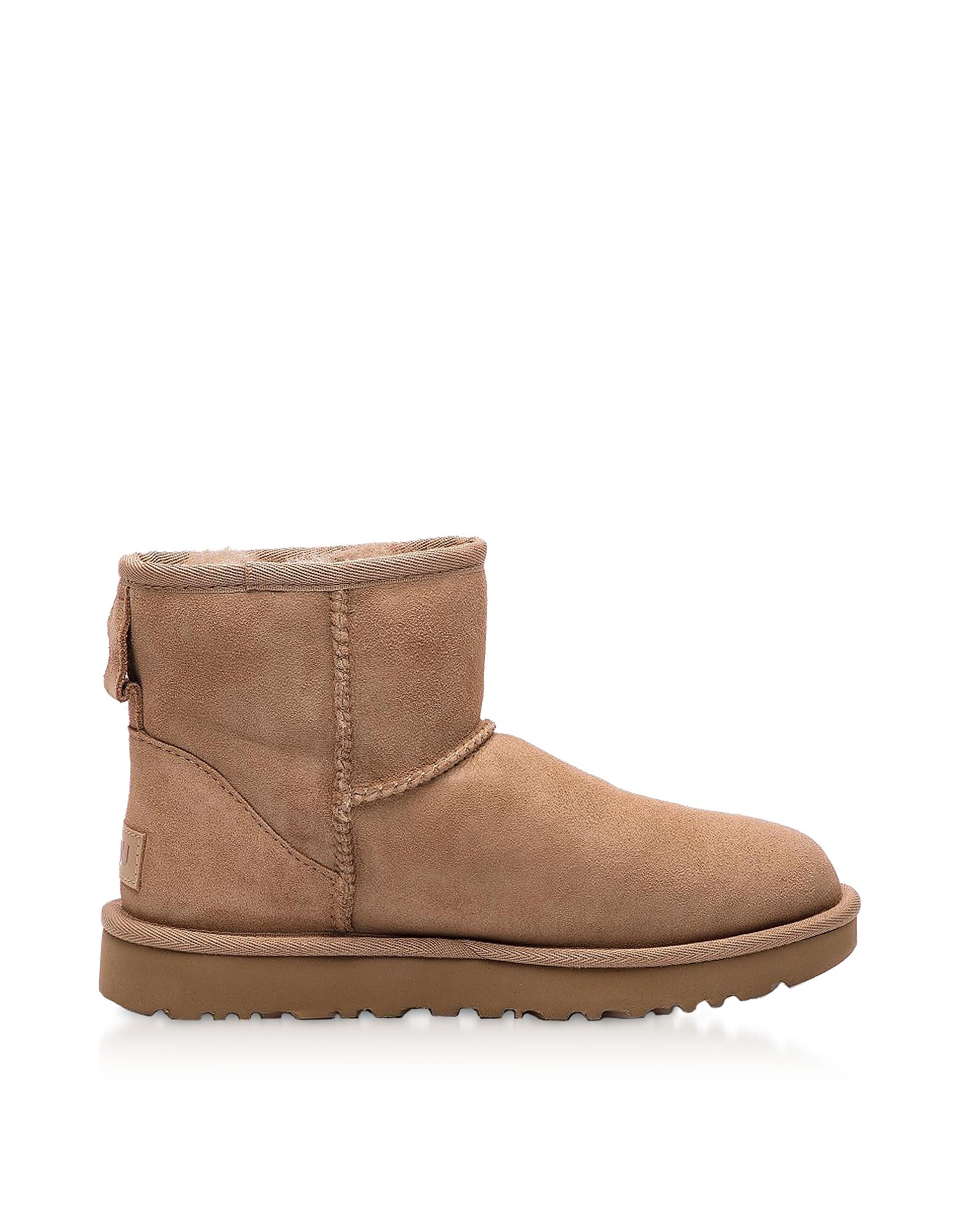UGG Designer Shoes, Mole Classic Mini II Boots