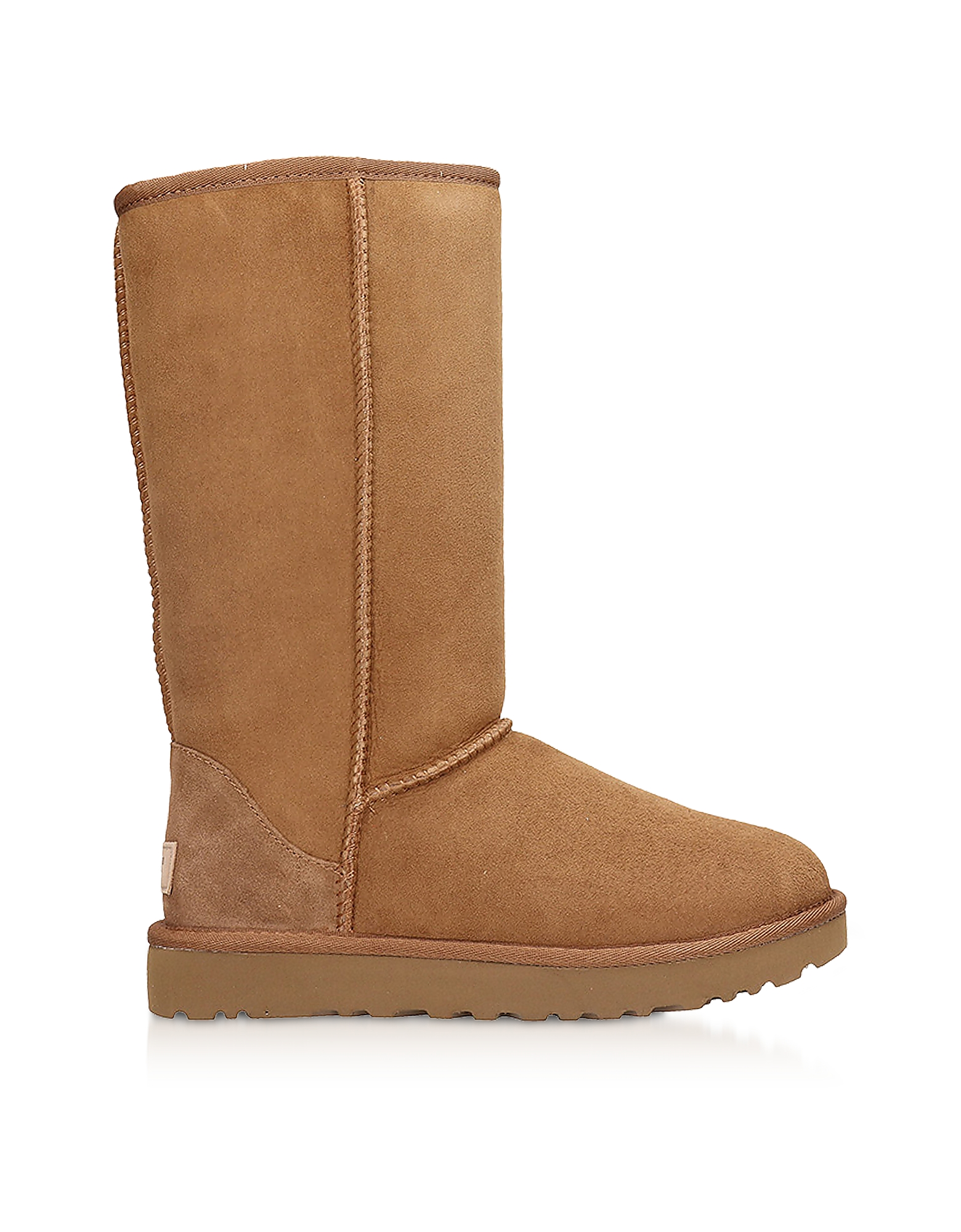 UGG Designer Shoes, Classic Tall Chestnut Boots