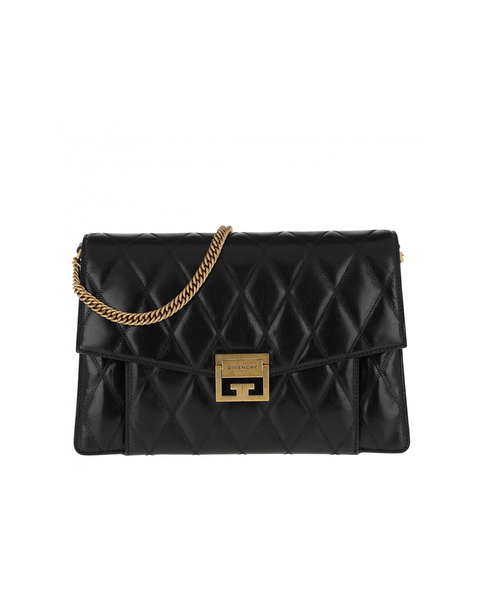 GV3 Bag Medium Quilted Black