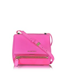 Pandora Shocking Pink Leather Mini Box Bag - Givenchy