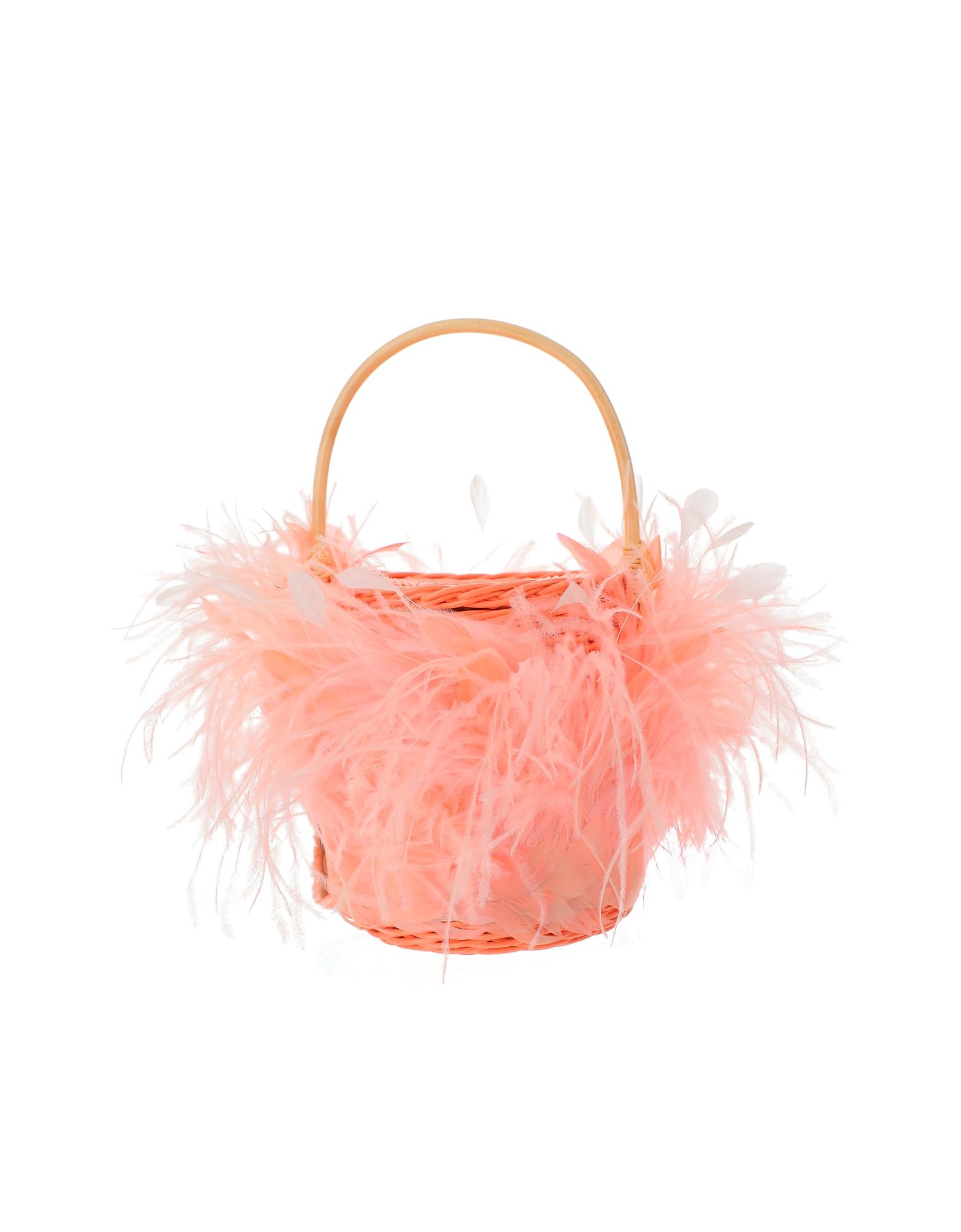 Gatti Designer Handbags, Indian Rose Tweety Bag