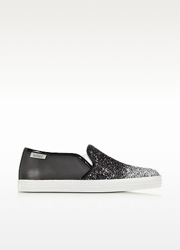 Glitter Slip-on Sneaker  - Hogan Rebel