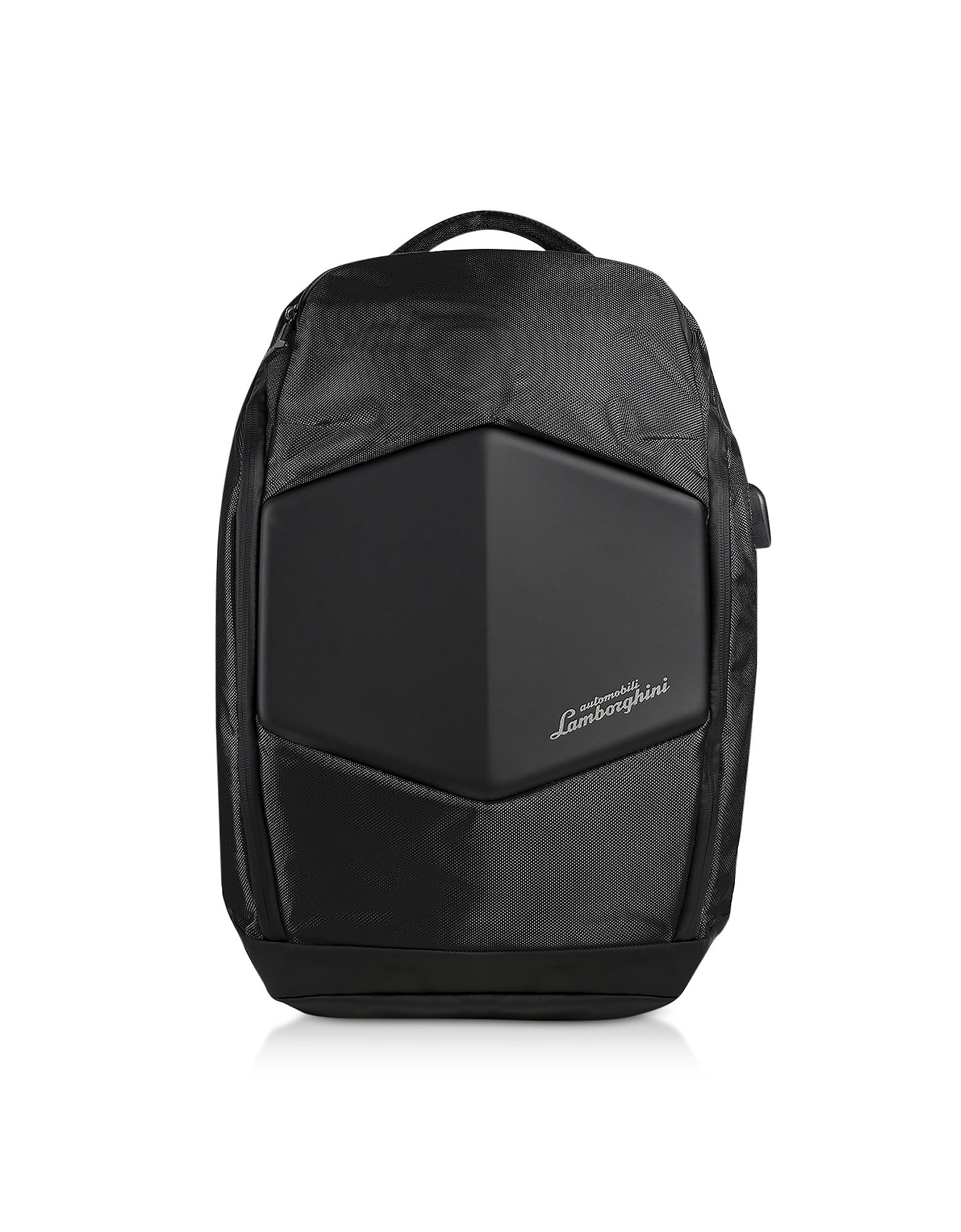 Lamborghini Automobili Designer Men's Bags, Galleria LBZA00107T Hard Shell Backpack